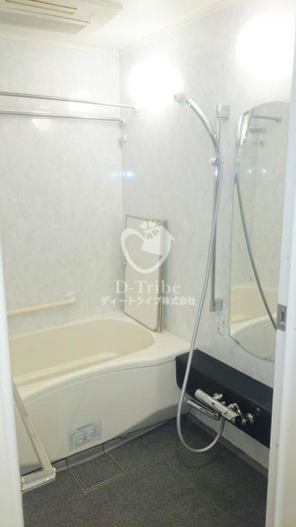ドレッセ目黒インプレスタワー[706号室]の浴室 ドレッセ目黒インプレスタワー