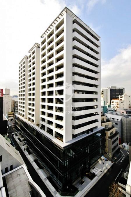 テラス渋谷美竹の外観写真