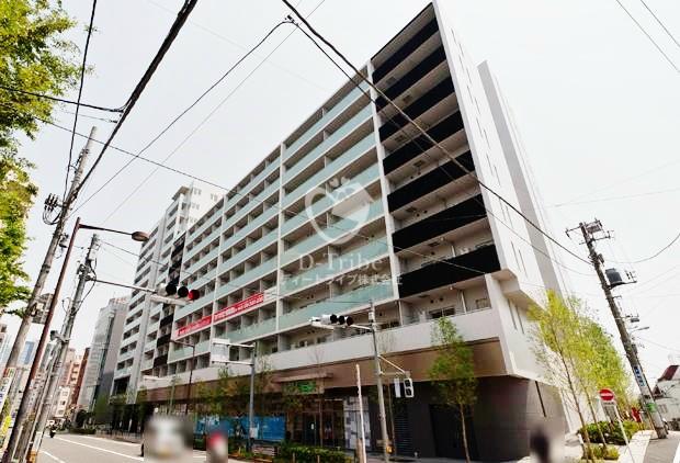 パークハビオ渋谷本町レジデンスの外観写真