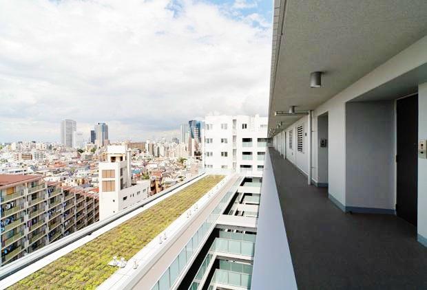 パークハビオ渋谷本町レジデンス1106号室の画像