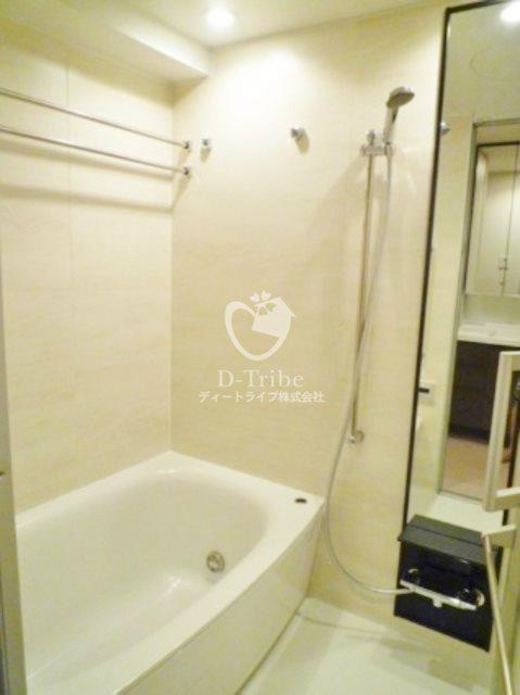 パークハビオ渋谷本町レジデンス[1106号室]の浴室 パークハビオ渋谷本町レジデンス