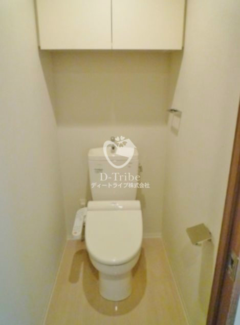 パークハビオ渋谷本町レジデンス[1106号室]のトイレ パークハビオ渋谷本町レジデンス