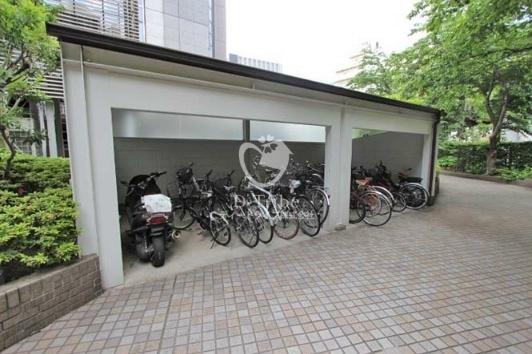 駐輪場 渋谷プロパティータワー