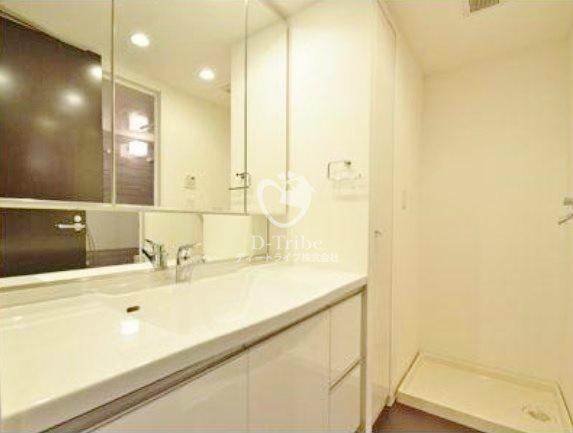 シティタワー品川[6階号室]の洗面所 シティタワー品川