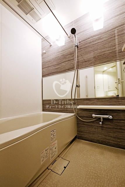 シティタワー品川[6階号室]のバスルーム シティタワー品川