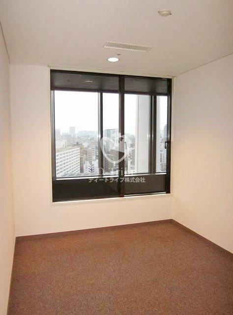 渋谷プロパティータワー[1406号室]の居室 渋谷プロパティータワー