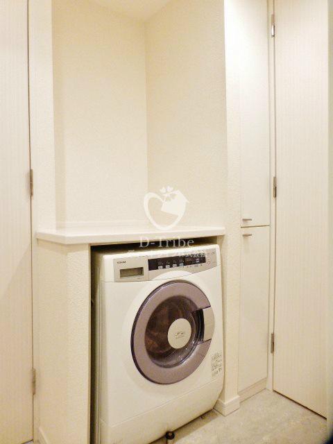 洗濯機 ルフォンプログレ南麻布
