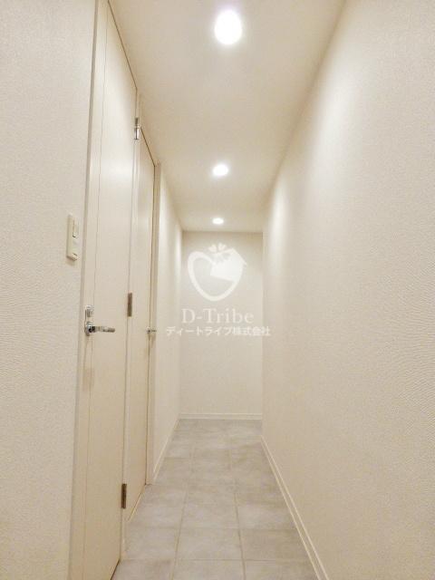 ルフォンプログレ南麻布207号室の内装