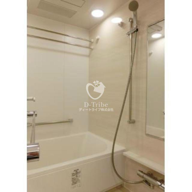 ウェンブリー表参道[1005号室]の浴室 ウェンブリー表参道