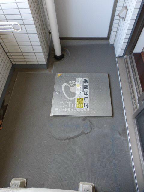MFPRコート赤坂見附1103号室の内装
