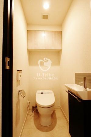 MFPRコート赤坂見附[502号室]のトイレ MFPRコート赤坂見附