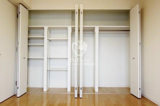 MFPR代々木タワー[1401号室]の収納 MFPR代々木タワー