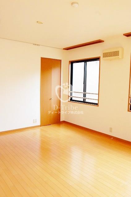 元麻布フォレストプラザ2[201号室]のベッドルーム 元麻布フォレストプラザ2