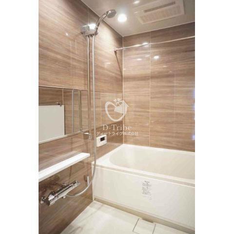 レジオン白金クロス[407号室]の浴室 レジオン白金クロス