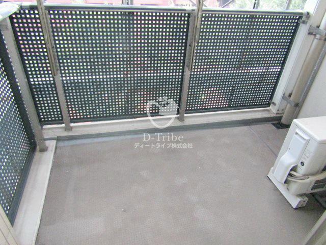 アデニウム高輪603号室の内装