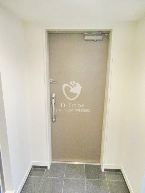 アデニウム高輪[603号室]の玄関 アデニウム高輪