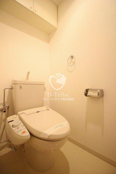 元麻布フォレストプラザ2[304号室]のトイレ 元麻布フォレストプラザ2