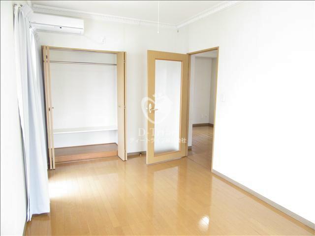ソレアード六本木[8階号室]のベッドルーム ソレアード六本木
