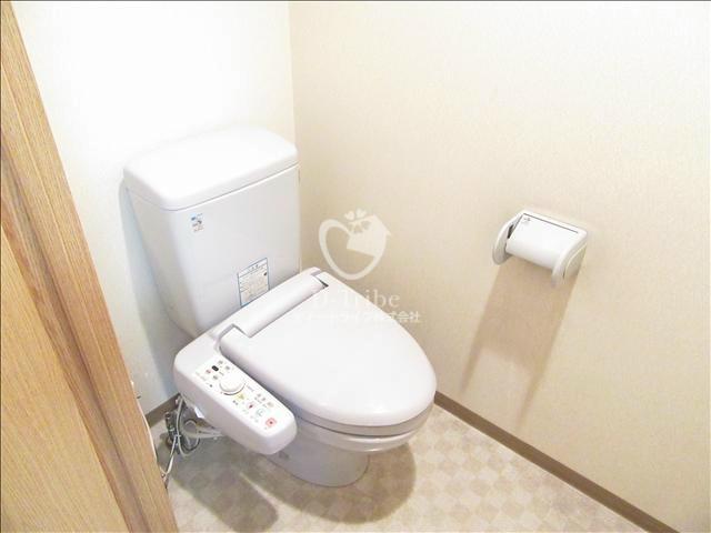 ソレアード六本木[8階号室]のトイレ ソレアード六本木