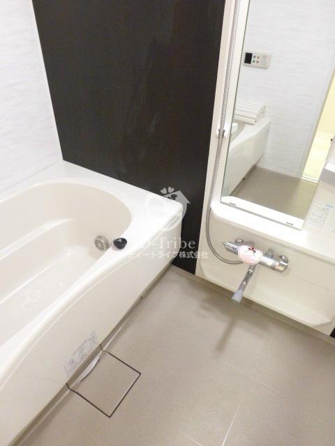 レジディアタワー麻布十番[604号室]のバスルーム レジディアタワー麻布十番
