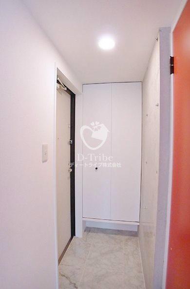 セゾン・デ・ブランシェ青葉台[301号室]の玄関 セゾン・デ・ブランシェ青葉台