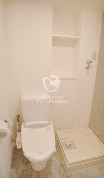 セゾン・デ・ブランシェ青葉台[301号室]のトイレ セゾン・デ・ブランシェ青葉台