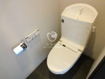 リーラハイツヒジリザカ[402号室]のトイレ リーラハイツヒジリザカ