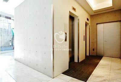エレベーター イプセ渋谷