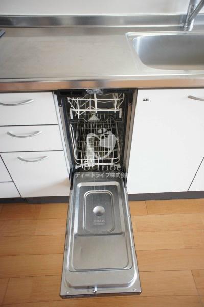 アイム白金高輪[801号室]の食洗機 アイム白金高輪