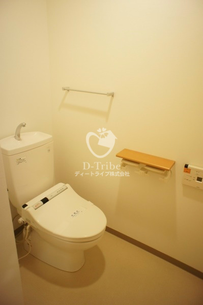 アイム白金高輪[801号室]のトイレ アイム白金高輪