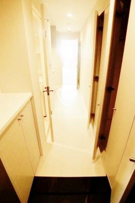 恵比寿ガーデンテラス弐番館[417号室]の廊下 恵比寿ガーデンテラス弐番館