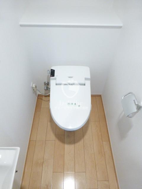ホライズンプレイス赤坂[1006号室]のトイレ ホライズンプレイス赤坂