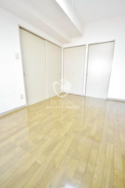 フォレストコート[201号室]のベッドルーム フォレストコート