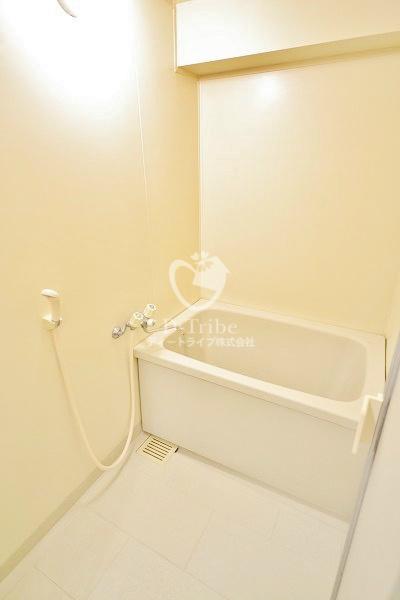 フォレストコート[201号室]のバスルーム フォレストコート