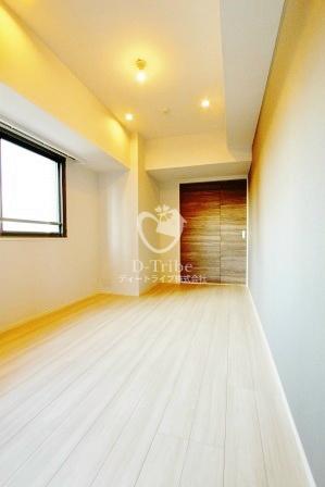 セレニティコート渋谷神泉[1301号室]のベッドルーム セレニティコート渋谷神泉