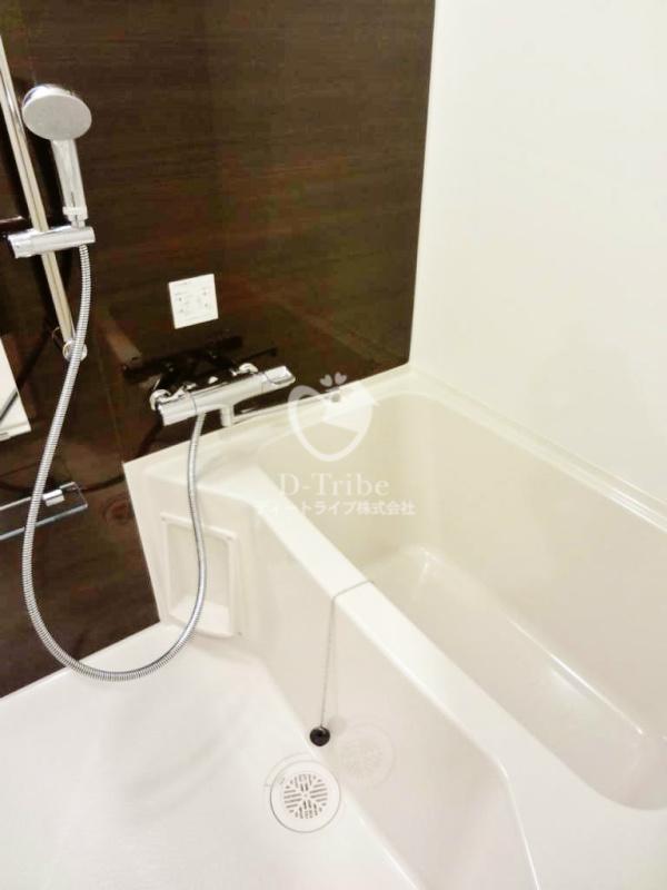 セレニティコート渋谷神泉[1301号室]のバスルーム セレニティコート渋谷神泉