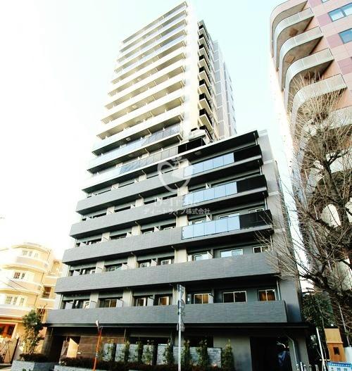セレニティコート渋谷神泉[305号室]の外観 セレニティコート渋谷神泉
