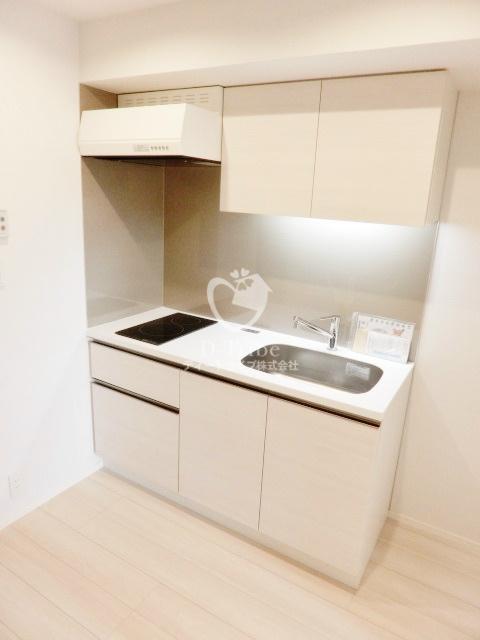 セレニティコート渋谷神泉[305号室]のキッチン セレニティコート渋谷神泉