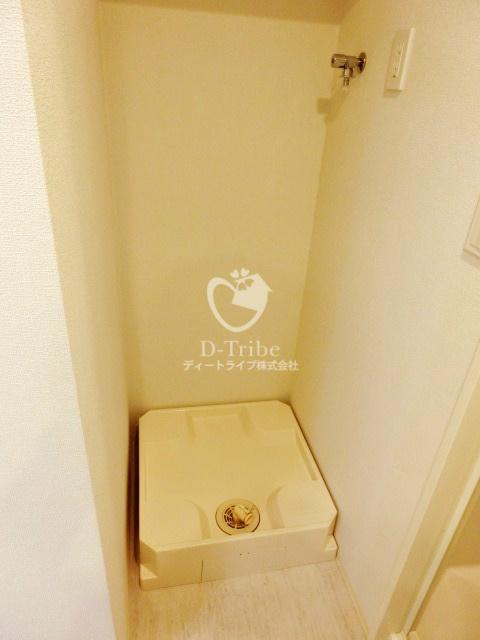 洗濯機置き場 セレニティコート渋谷神泉