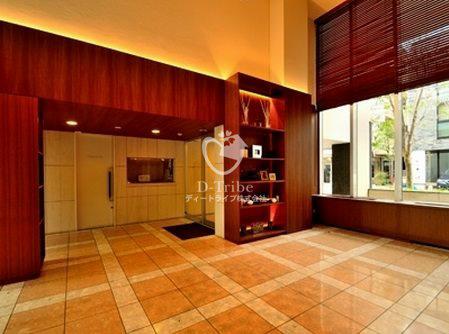 エスティメゾン白金台403号室の画像