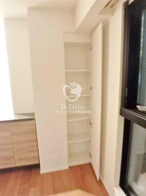 KDXレジデンス恵比寿[201号室]の収納3 エルスタンザ恵比寿南