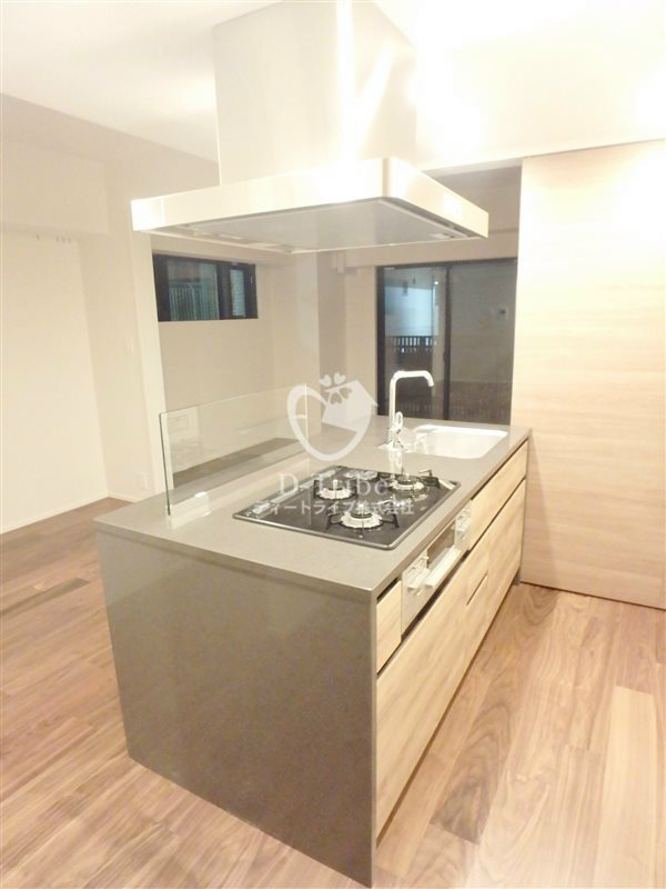 KDXレジデンス恵比寿[505号室]のキッチン エルスタンザ恵比寿南
