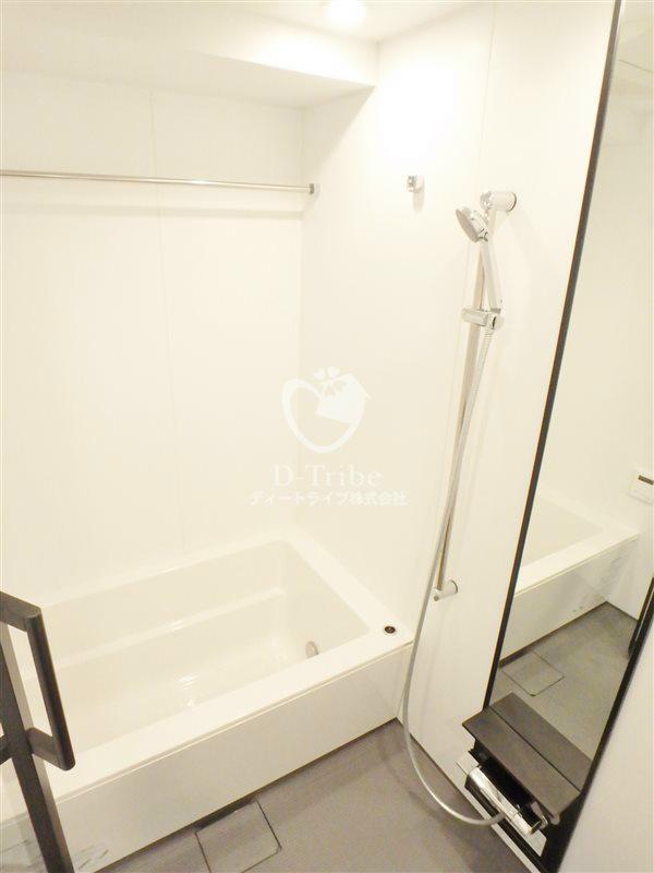 KDXレジデンス恵比寿[505号室]の浴室 エルスタンザ恵比寿南