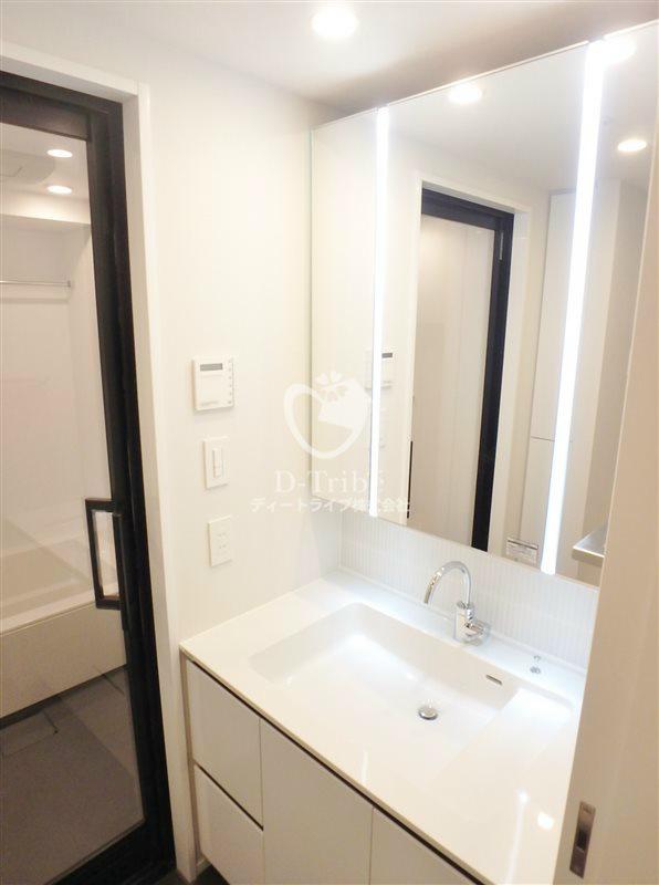 KDXレジデンス恵比寿[505号室]の独立洗面台 エルスタンザ恵比寿南