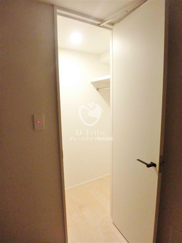 KDXレジデンス恵比寿[605号室]の収納 エルスタンザ恵比寿南