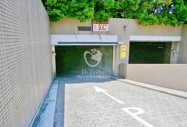 駐車場 恵比寿ガーデンテラス弐番館