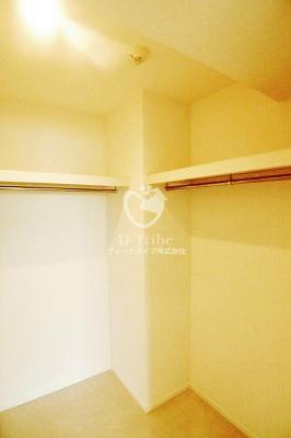 恵比寿ガーデンテラス弐番館[411号室]の収納 恵比寿ガーデンテラス弐番館