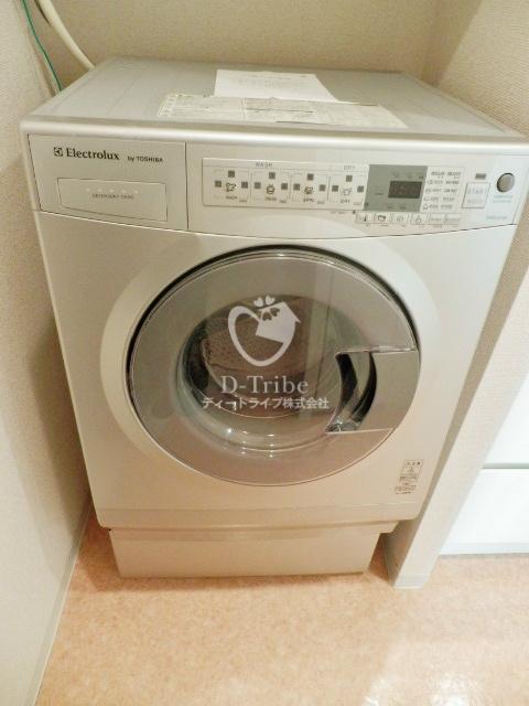 洗濯機置き場 パークルージュ赤坂檜町