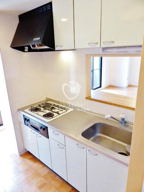 アルブル高輪[302号室]のキッチン アルブル高輪