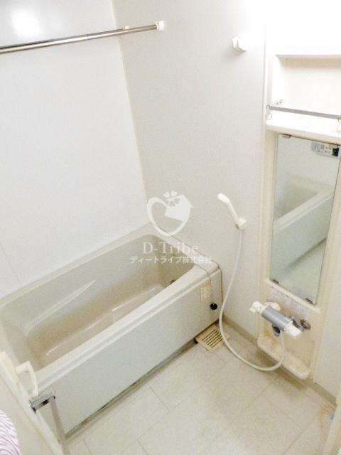 アルブル高輪[302号室]のバスルーム アルブル高輪